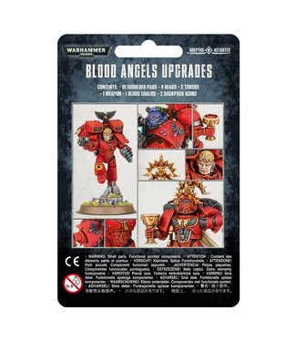 Warhammer 40.000 Blood Angels Upgrade Pack