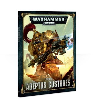 Warhammer 40.000 Codex: Adeptus Custodes