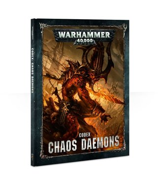 Warhammer 40.000 Codex: Chaos Daemons