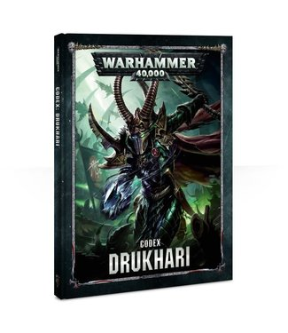 Warhammer 40.000 Codex: Drukhari (8ste editie)