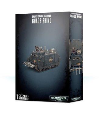 Warhammer 40.000 Chaos Rhino