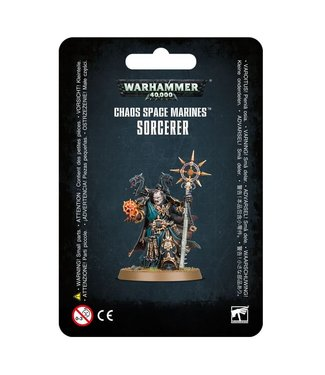 Warhammer 40.000 Chaos Space Marines Sorcerer