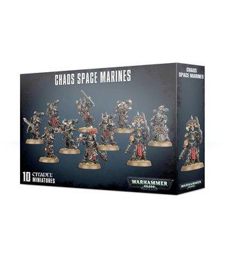 Warhammer 40.000 Chaos Space Marines