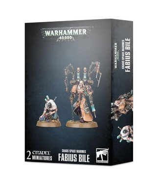 Warhammer 40.000 Fabius Bile