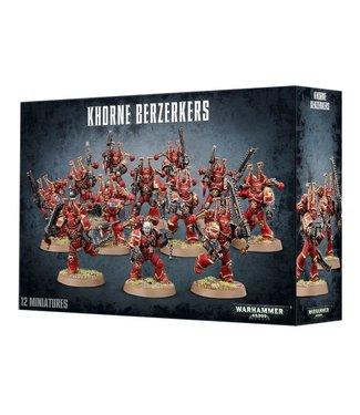 Warhammer 40.000 Khorne Berzerkers