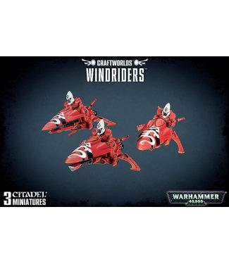 Warhammer 40.000 Windriders / Black Guardian Windriders