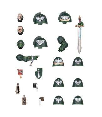 Warhammer 40.000 Dark Angels Primaris Upgrades