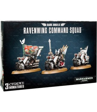 Warhammer 40.000 Ravenwing Command Squad / Black Knights