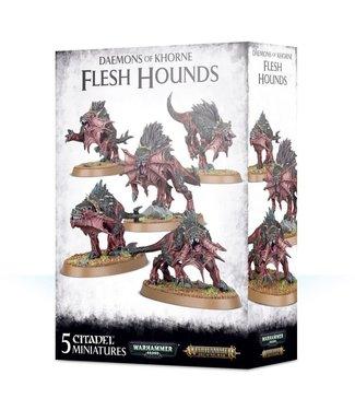 Age of Sigmar Flesh Hounds