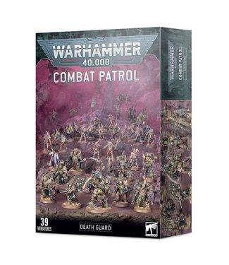 Warhammer 40.000 Combat Patrol:  Death Guard