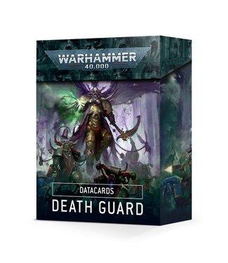 Warhammer 40.000 Datacards: Death Guard