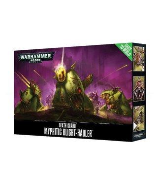Warhammer 40.000 Easy To Build: Myphitic Blight-hauler