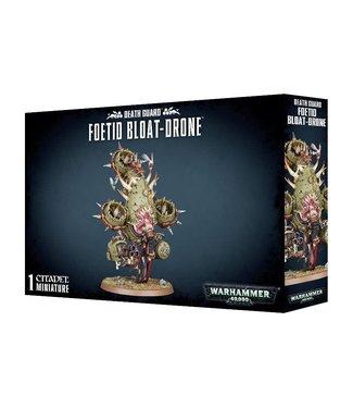 Warhammer 40.000 Foetid Bloat-drone