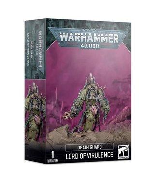 Warhammer 40.000 Lord of Virulence
