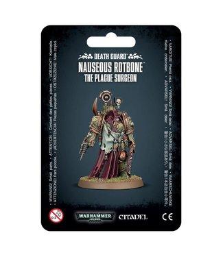 Warhammer 40.000 Nauseous Rotbone, the Plague Surgeon