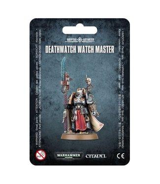 Warhammer 40.000 Deathwatch Watch Master