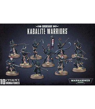 Warhammer 40.000 Kabalite Warriors
