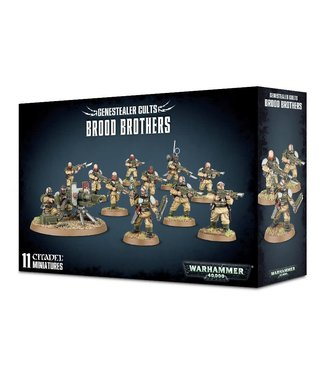 Warhammer 40.000 Brood Brothers