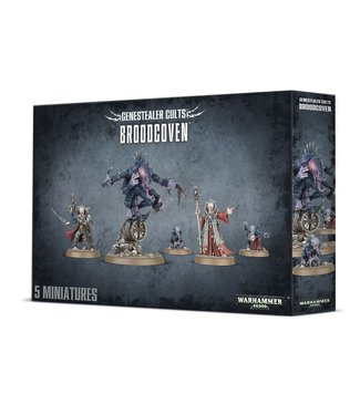 Warhammer 40.000 Broodcoven