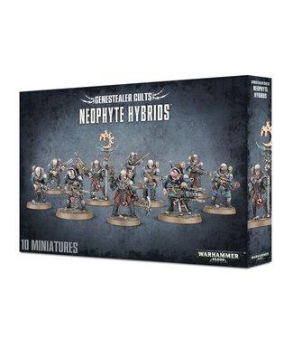 Warhammer 40.000 Neophyte Hybrids
