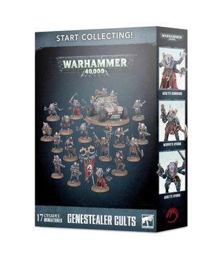 Warhammer 40.000 Start Collecting! Genestealer Cults