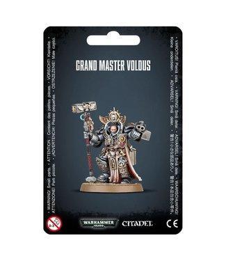 Warhammer 40.000 Grand Master Voldus