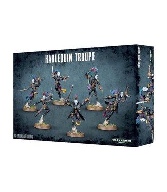 Warhammer 40.000 Harlequin Troupe