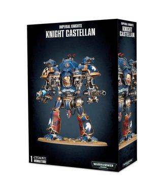 Warhammer 40.000 Knight Castellan / Knight Tyrant with Plasma Decimator and Volcano Lance