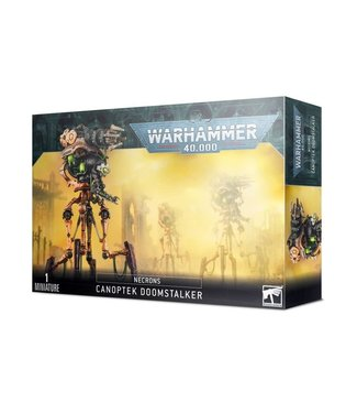 Warhammer 40.000 Necrons Canoptek Doomstalker