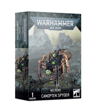 Warhammer 40.000 Canoptek Spyder
