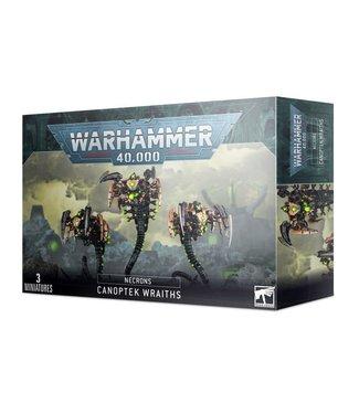 Warhammer 40.000 Canoptek Wraiths