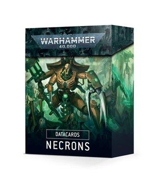 Warhammer 40.000 Datacards: Necrons