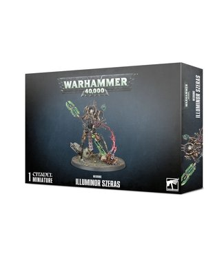 Warhammer 40.000 Illuminor Szeras