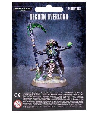 Warhammer 40.000 Necron Overlord