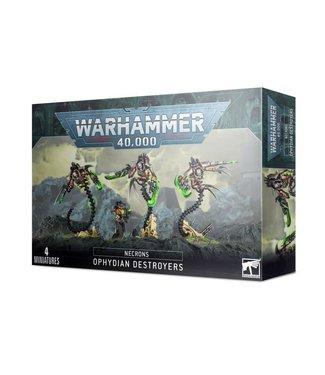 Warhammer 40.000 Ophydian Destroyers