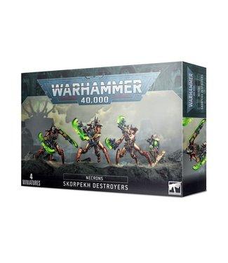 Warhammer 40.000 Skorpekh Destroyers