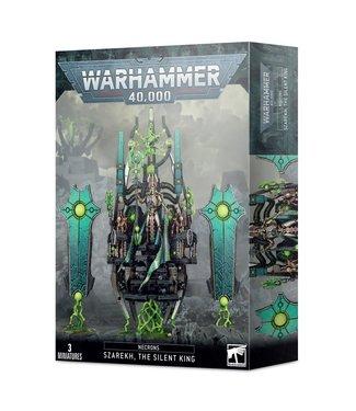 Warhammer 40.000 Szarekh, The Silent King