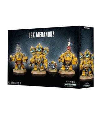 Warhammer 40.000 Meganobs / Big Mek in Mega Armour