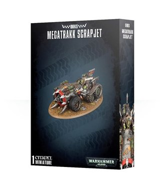 Warhammer 40.000 Megatrakk Scrapjet