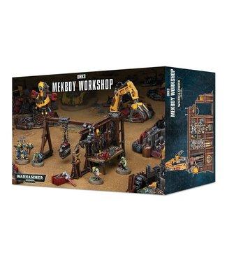 Warhammer 40.000 Mekboy Workshop