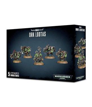 Warhammer 40.000 Ork Lootas / Burna Boyz