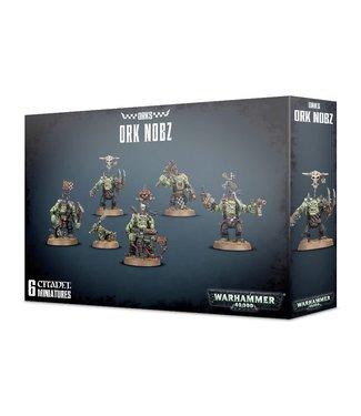 Warhammer 40.000 Ork Nobz