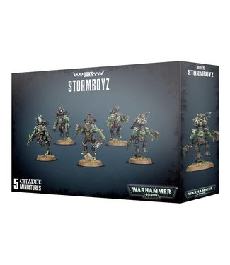 Warhammer 40.000 Ork Stormboyz