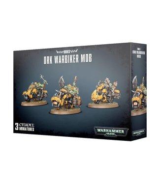 Warhammer 40.000 Ork Warbiker Mob