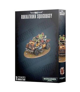 Warhammer 40.000 Rukkatrukk Squigbuggy