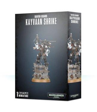 Warhammer 40.000 Kayvaan Shrike