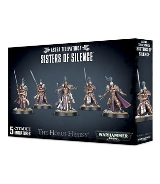Warhammer 40.000 Witchseeker Squad / Prosecutor Squad / Vigilator Squad
