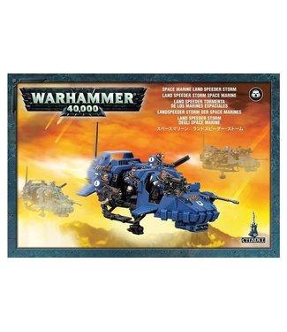 Warhammer 40.000 Land Speeder Storm