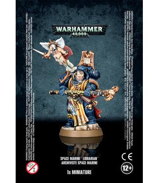 Warhammer 40.000 Librarian