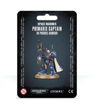 Warhammer 40.000 Primaris Captain in Phobos Armour